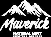 Maverick – natural mint Nicotine Pouches